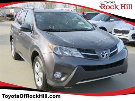 Toyota Of Rock Hill Sc by Used Vehicle Inventory Toyota Of Rock Hill In Rock Hill Sc