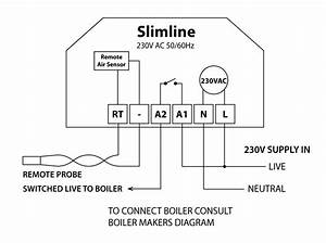 Heatmiser Wifi Thermostat Wiring Diagram