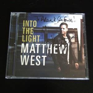 matthew west into the light adam s musical journey a dreamer s