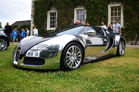 Bugati Car : Bugatti Displayed 9,404 Horsepower At The 2017 Goodwood
