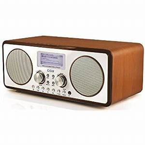 Radio Reveil Vintage : cgv dr 30i radio radio wecker audio hifi ~ Teatrodelosmanantiales.com Idées de Décoration