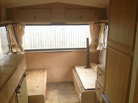 Vintage Caravan Renovation Project   Part One
