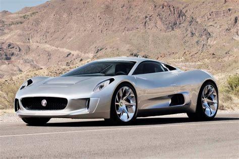 Jaguar The Future Cars 20192020 Jaguar Cx75 Front Photo