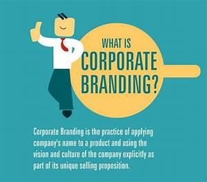 Brand Identity Infographics : Corporate Branding
