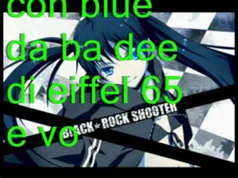 Blue Eiffel 65 Testo by Mato Kuroi Eiffel 65 Blue Da Ba Voglia Di