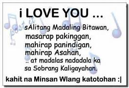Tagalog Love Quotes   ...
