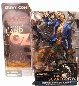 SCARECROW Twisted Land Of Oz McFarlane Monsters Series 2 ...