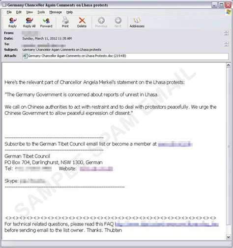How To Email Someone My Resume by Malicious Email Caign Uses Current Socio Political Events As Lure For Targeted Attack