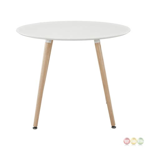 white wood round dining table track contemporary 40 quot round wooden dining table white