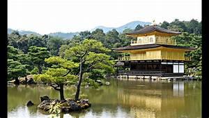 Kinkaku-ji Temple - Kyoto  U1d34 U1d30  U91d1 U95a3 U5bfa  U4eac U90fd