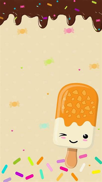 Iphone Kawaii Wallpapers Background Backgrounds Chibi Wall