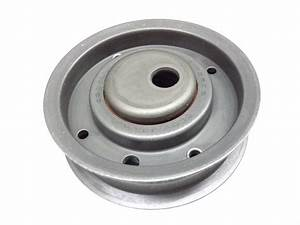 1985 Volkswagen Scirocco Engine Timing Belt Tensioner  Idler Pulley  Tension Pulley  To Chassis