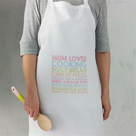 tablier de cuisine femme original beaucoup de variante en photos de votre tablier personnalisé