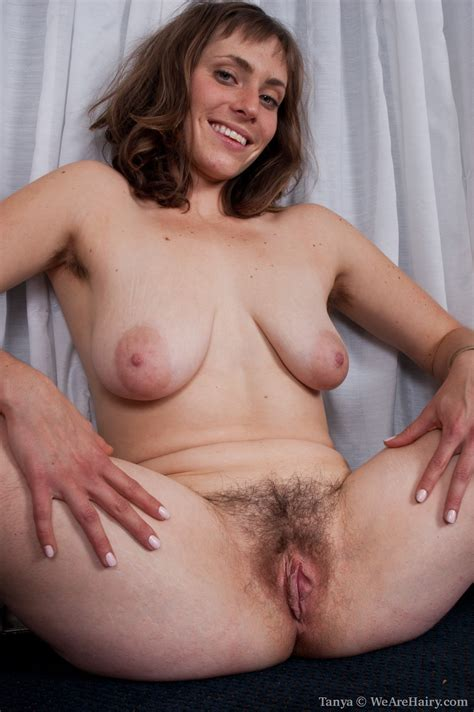 Blonde Hairy Pussy Fuck Anal
