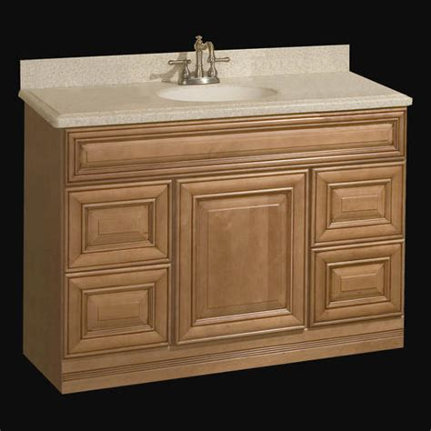 menards bathroom vanity tops pace plantation series 48 quot x 21 quot vanity with drawers at