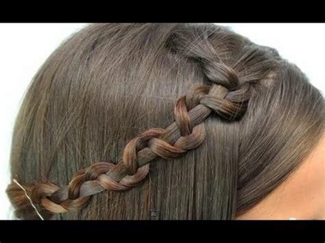 snake braid zig zag braid plait tutorial www