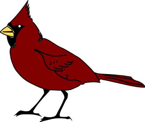 Cardinal Clipart Cardinal Clip At Clker Vector Clip