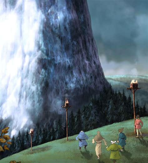 Pabeigta animācijas filma «Zelta zirgs» ← FOLD