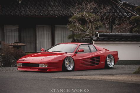 "What Makes a Car ""Cool?"" – Kazuki Ohashi's 1989 Ferrari ..."