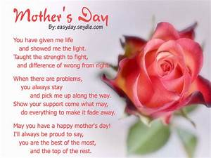 Mother's Day Poem Pictures, Photos, and Images for ...