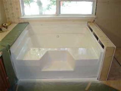 fiberglass tubs and showers