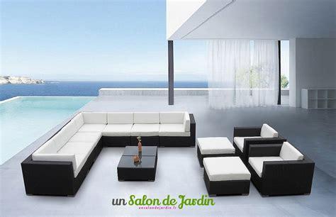 Salon De Jardin Résine Tressée Leroy Merlin  Un Salon De