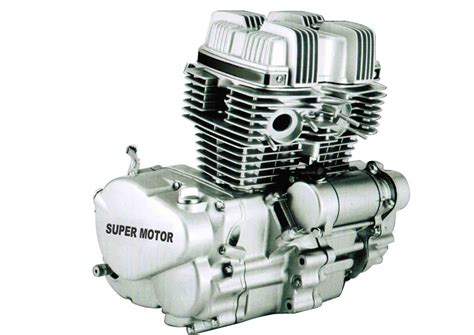China Motorcycle Engine (cbt125)