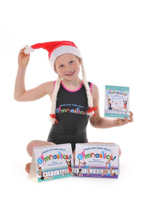 christmas gymnastics gifts childrens gymnastics book