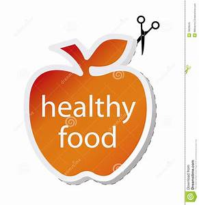 Icon Apple By Healthy Food. Royalty Free Stock Photo ...