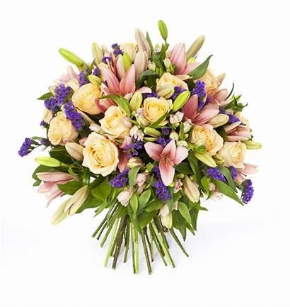 Lilies Bouquet Flowers Infinite Carlo Monte Tamar