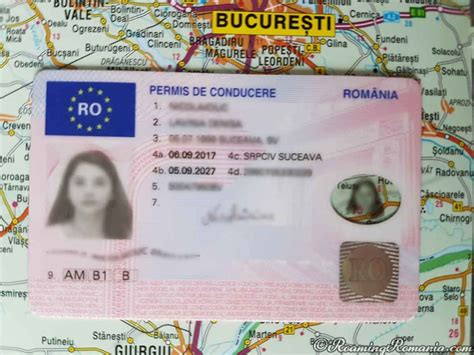 How To Obtain A Romanian Driver's License