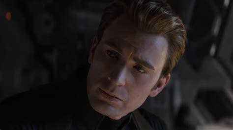 Captain America Beard Avengers Endgame Gone