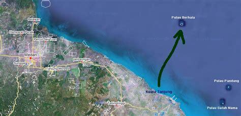 pondok nelayan letak pulau berhala pulau pandang