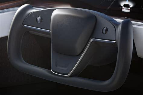 2021 tesla suvs und cars: Abgefahrenes Lenkrad und 1034 PS im Tesla Model X Facelift ...