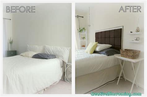 Bedroom Makeover Before And After  Bedroom Design
