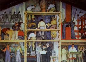 rabbit s moon studio murals of diego rivera mexican artist