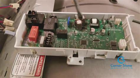 Appliance Repair Dryer Troubleshooting Testing