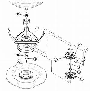 Brake Assy Diagram  U0026 Parts List For Model Swt210wm1124