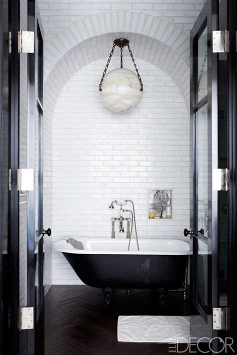 black bathrooms ideas black and white bathroom decor design ideas black and