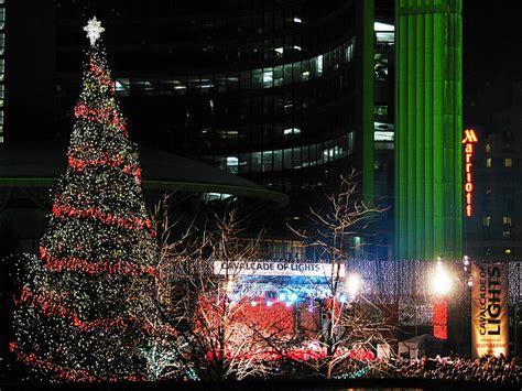 christmas tree lighting events near me cavalcade of lights christmas light displays near toronto