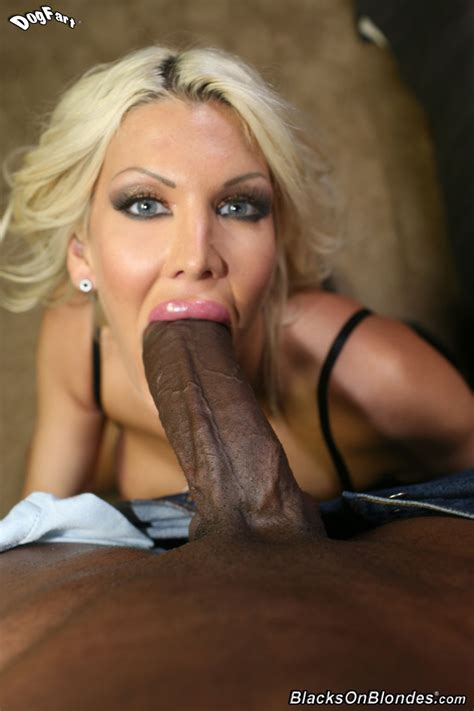 Nice Michelle Mclaren Gets Interracial Sex At Blacks On