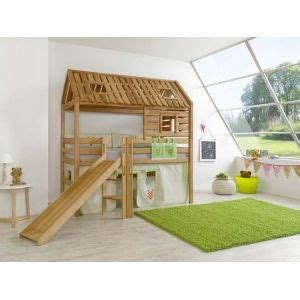 toboggan chambre lit pour jouer avec toboggan décoration chambre d 39 enfant