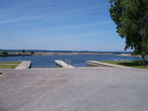 Public Boat Launch Three Mile Lake by Template