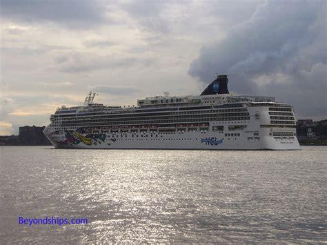 norwegian jewel cruise ship profile