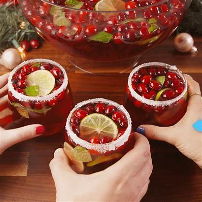 Jingle Juice Cocktail Recipe Recipes Holiday Drinks
