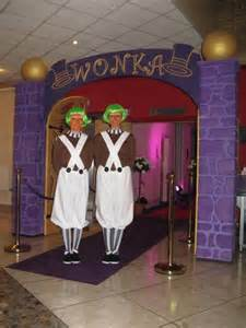 Willy Wonka Decoration Ideas