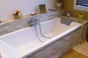 installation de salle de bain pose de baignoire et toilettes