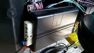Installing A Car Alarm  Viper 5706v