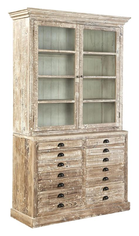 furniture classics apothecary cabinet furniture classics accents apothecary bookcase or china