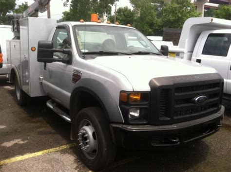 purchase   ford  ft service crane body